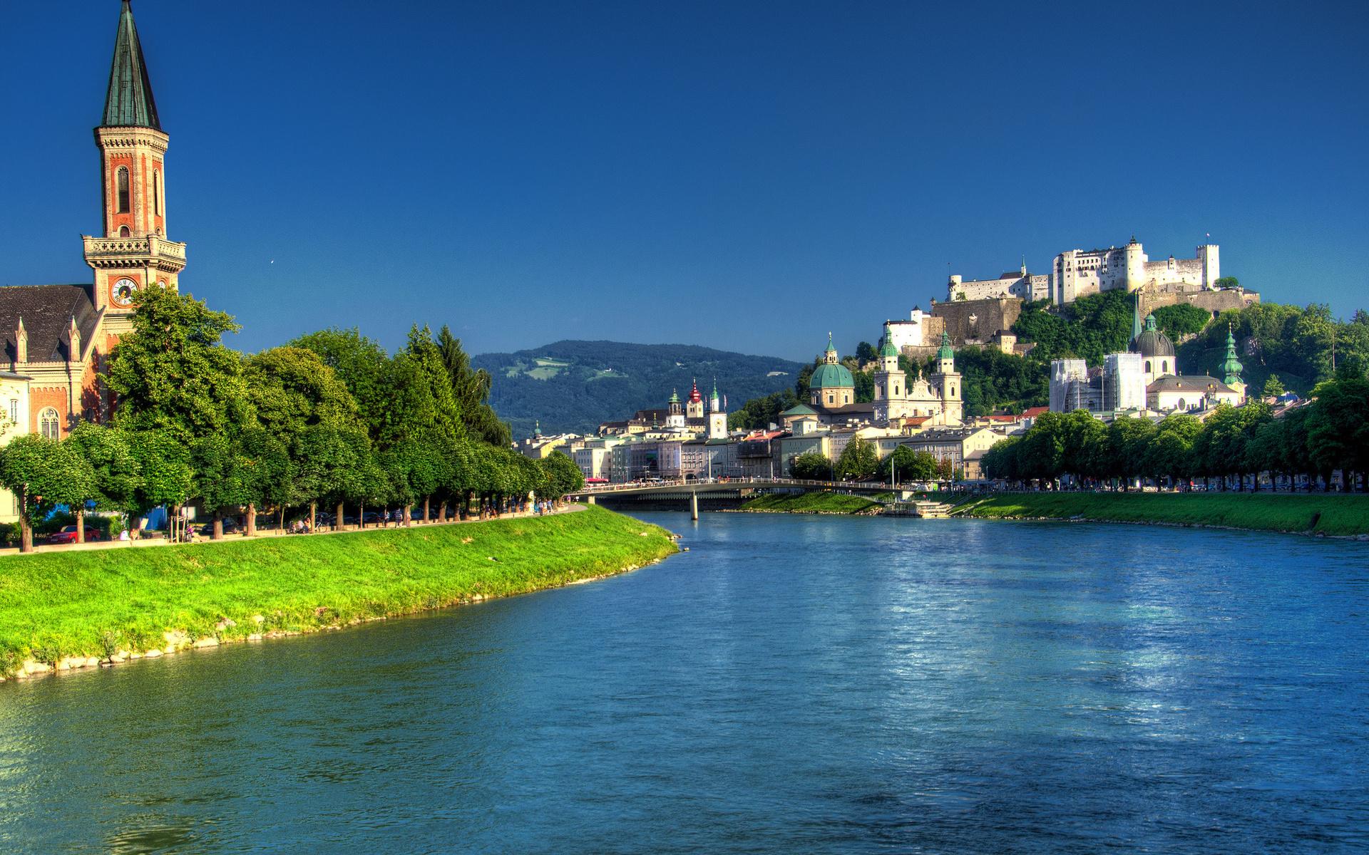 Salzburg HD Wallpaper Background Image 1920x1200 ID430057 1920x1200