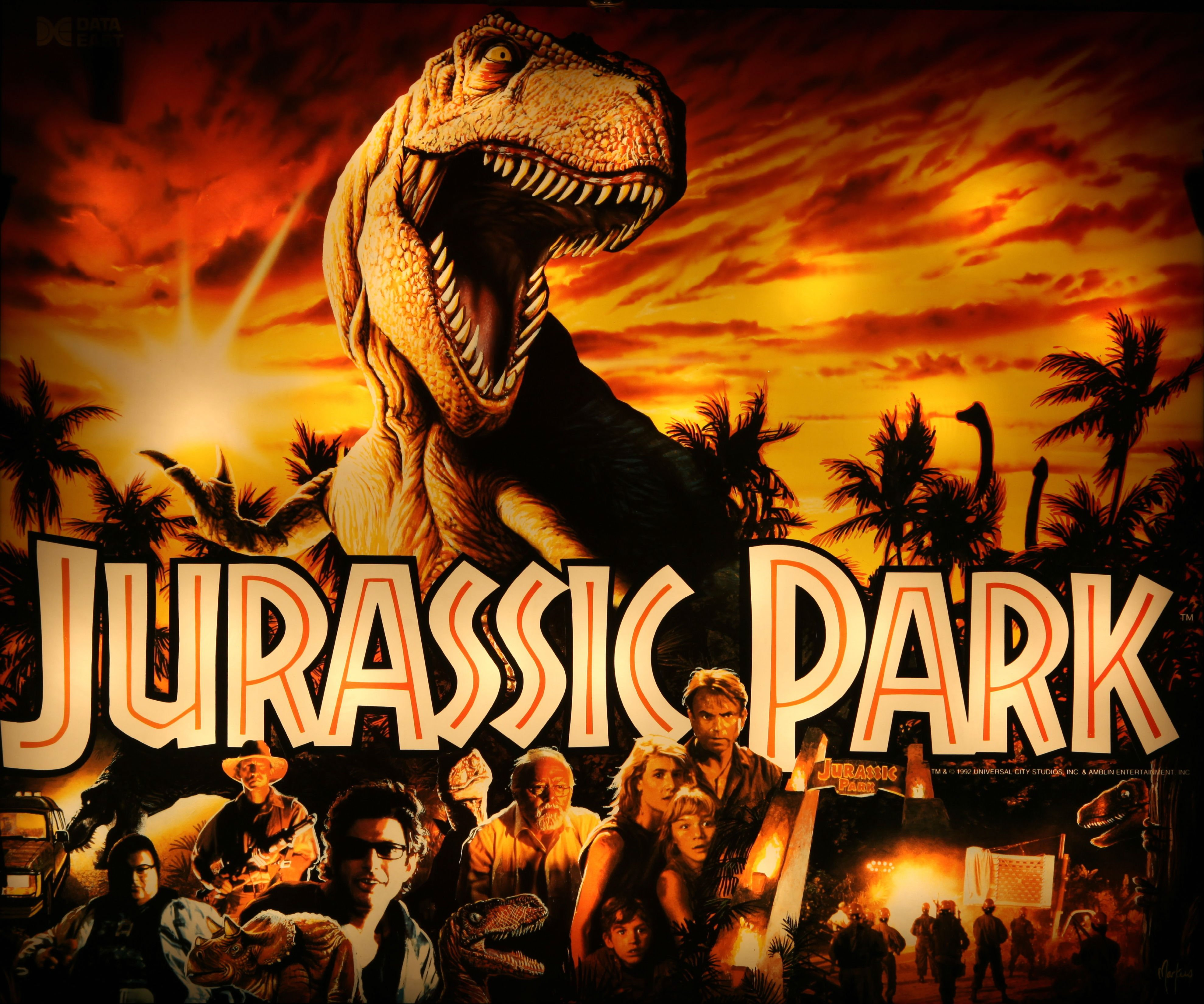 Jurassic Park Wallpaper Iphone Wallpapersafari