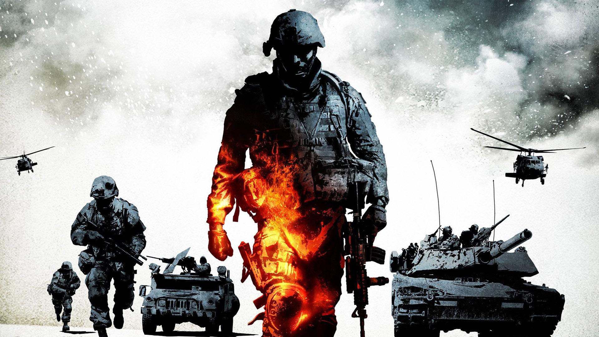 Battlefield   Bad Company 2 wallpaper 5546 1920x1080