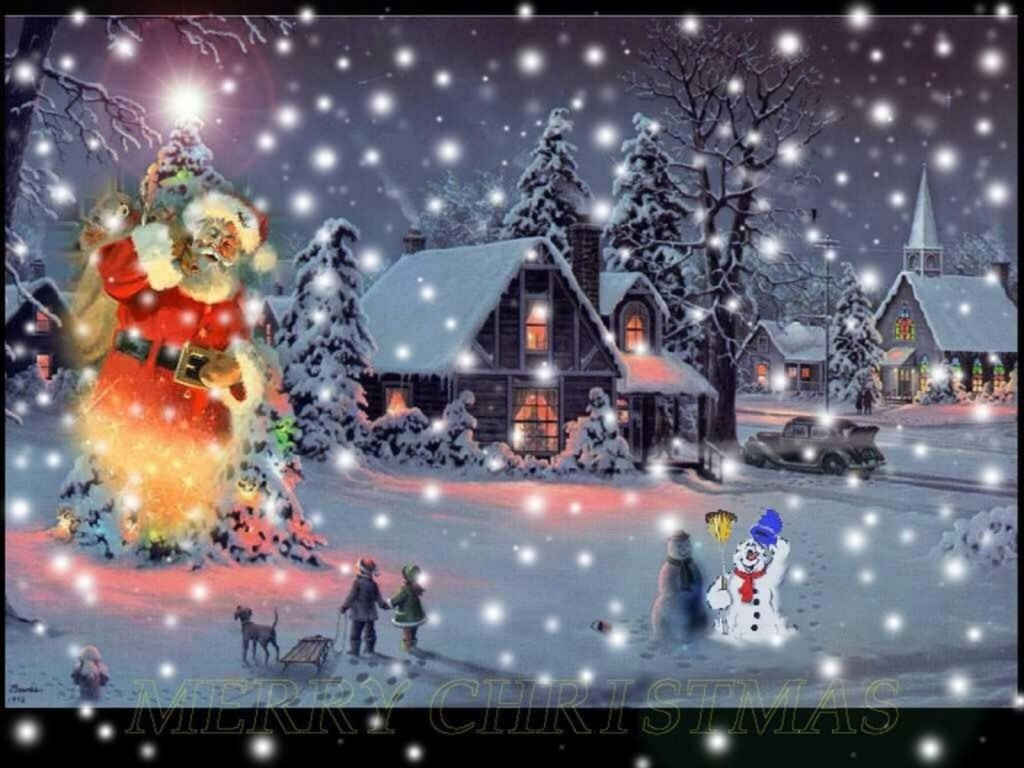Download Abstract animated christmas wallpaper mac 193 5704 1024x768