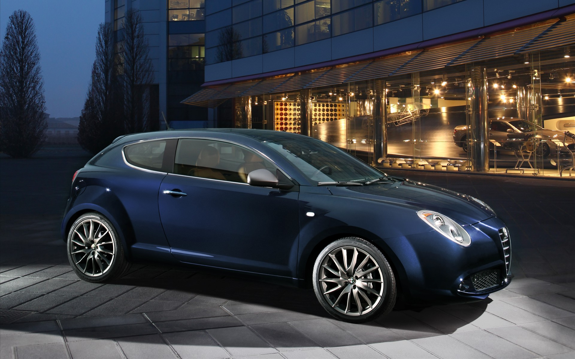 Alfa Romeo MiTo Maserati Wallpapers HD Wallpapers 1920x1200