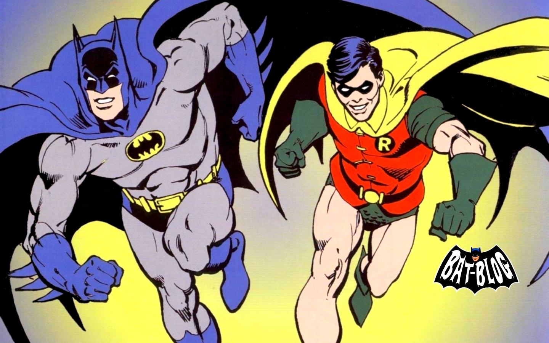 BATMAN AND ROBIN   Wacky Wallpaper Wednesday 1440x900