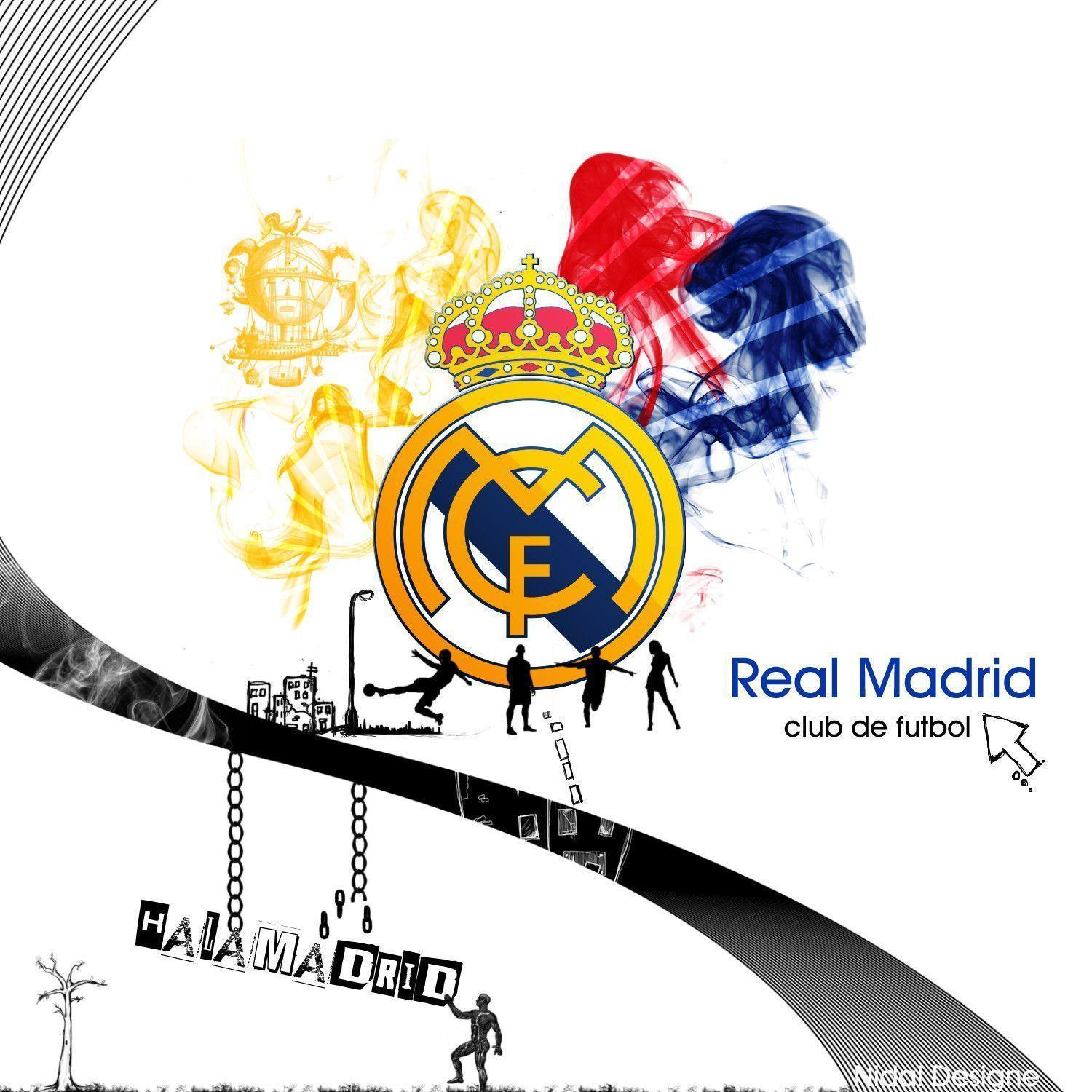 Real Madrid Fc Wallpapers 1500x1500