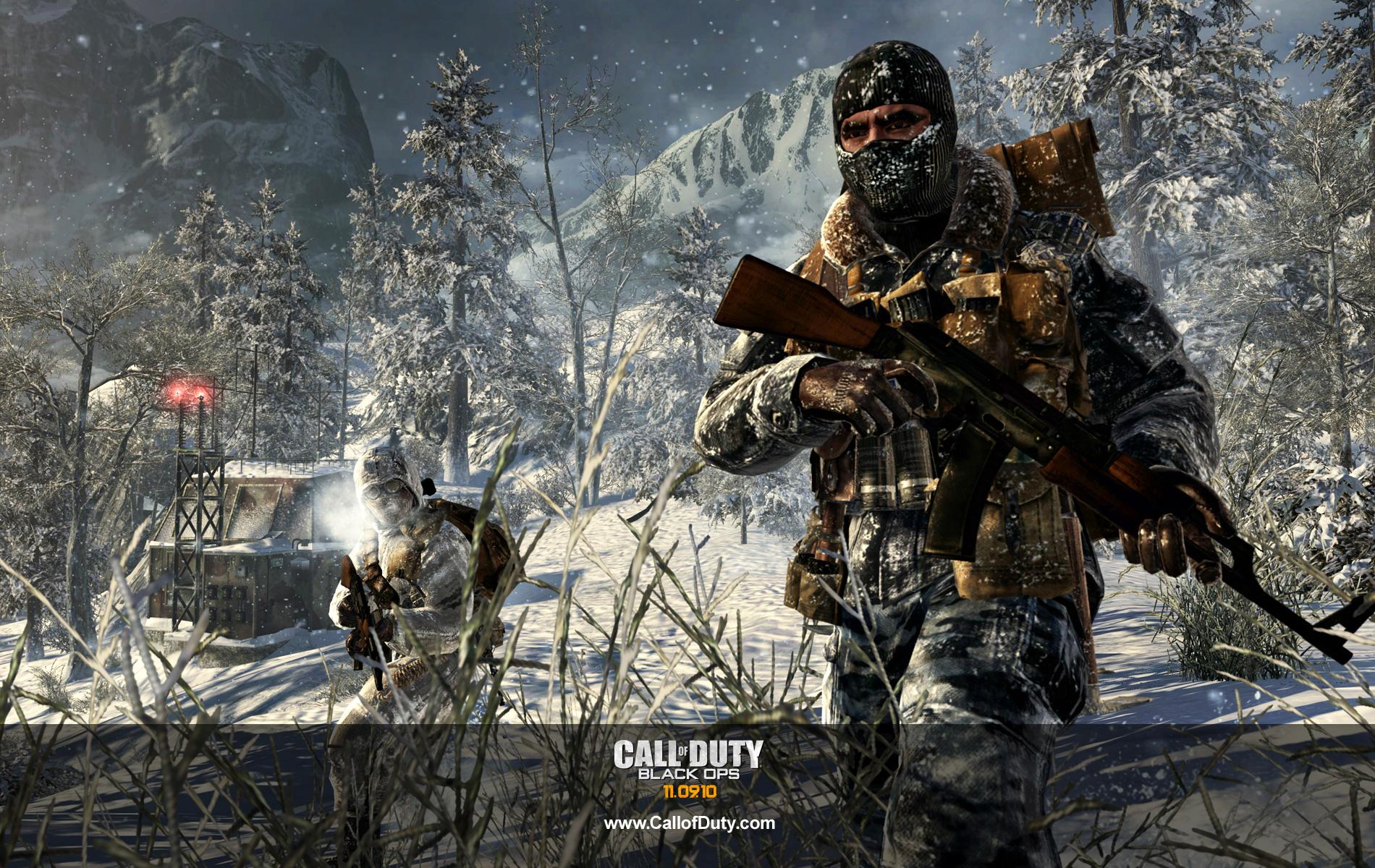 Fuentes de Informacin   Call of Duty Black Ops wallpaper 1900x1200