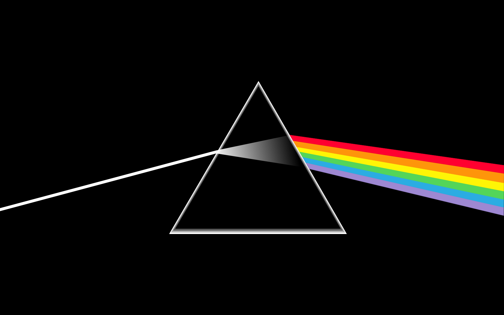 Dark Side of the Moon album cover 1680x1050