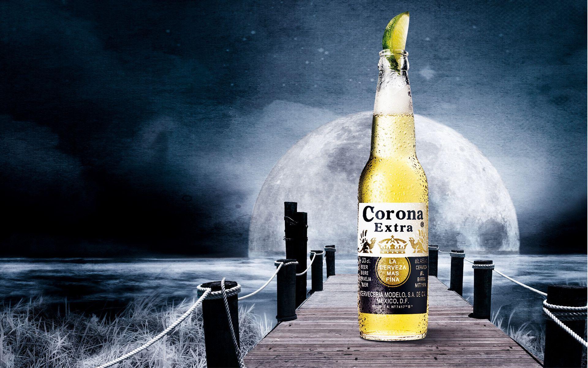 Corona Beer Wallpaper