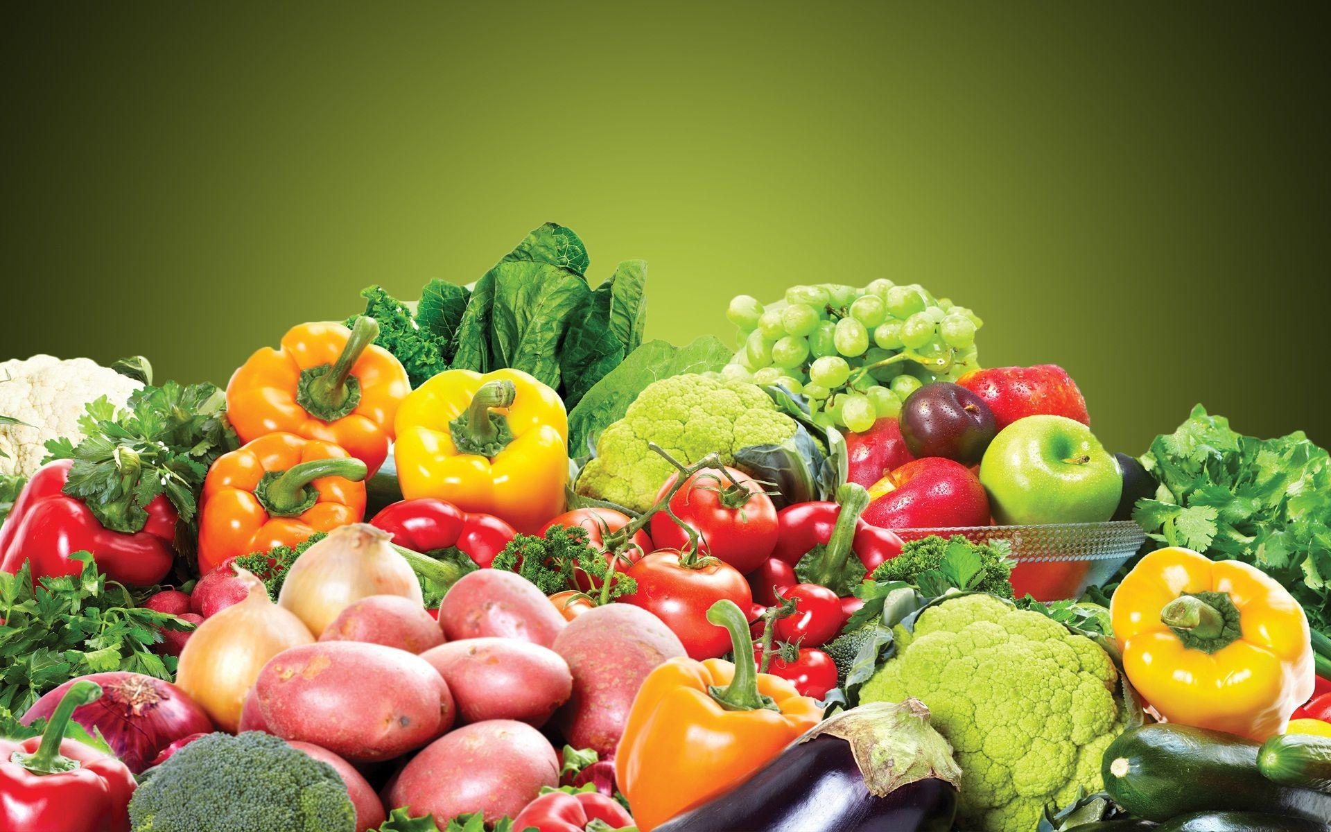 Fresh fruits and vegetable HD wallpaper Beautiful hd wallpaper 1920x1200