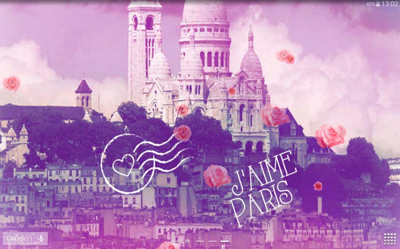 47 Cute Paris Wallpaper Girly On Wallpapersafari