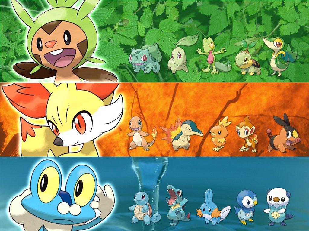 New Pokmon X and Y Evolution Coming Wednesday 1024x768