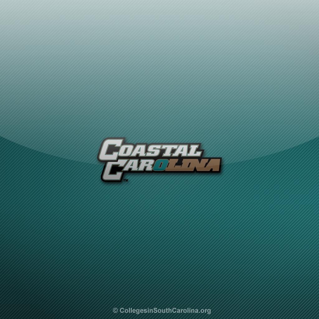 Coastal Carolina University Logo Wallpaper Coastal carolina 1024x1024