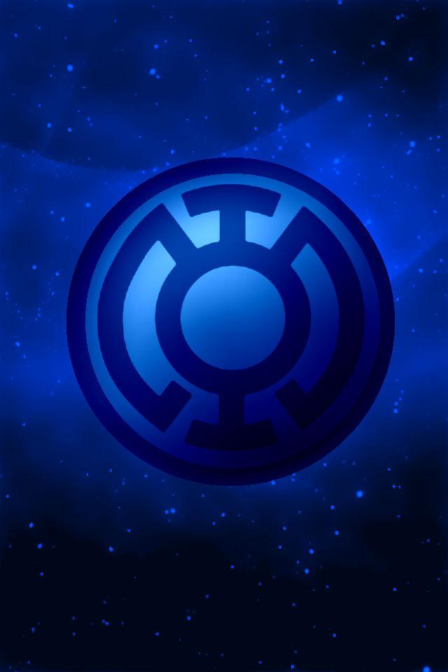 More Artists Like Blue Lantern Oath Wallpaper by stampedeofxflames 640x960