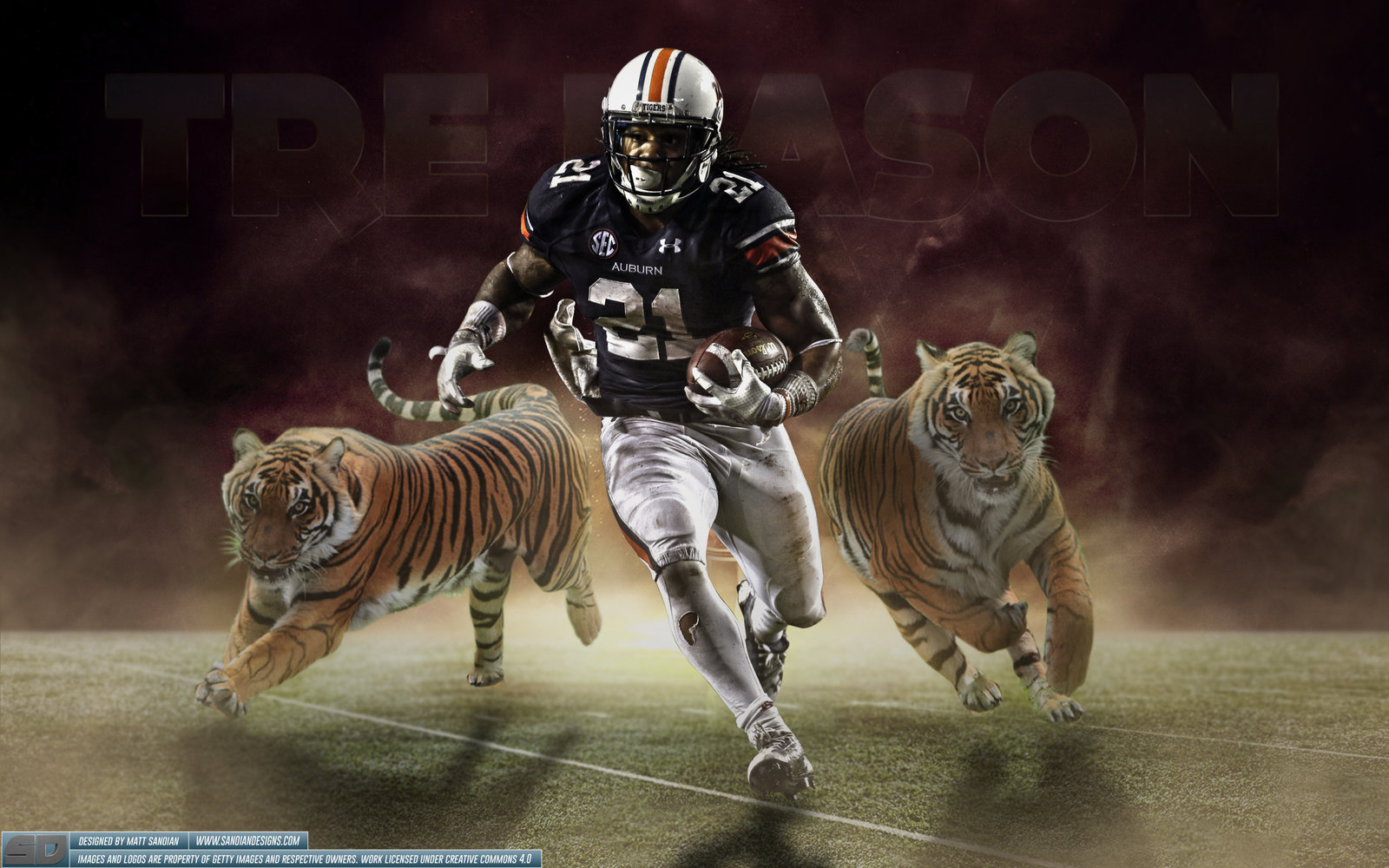 auburn tigers wallpaper hd wallpapersafari