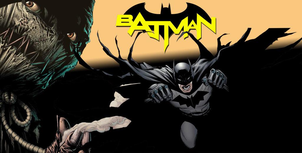 Batman Scarecrow Wallpaper by Grayface on deviantART 1024x519