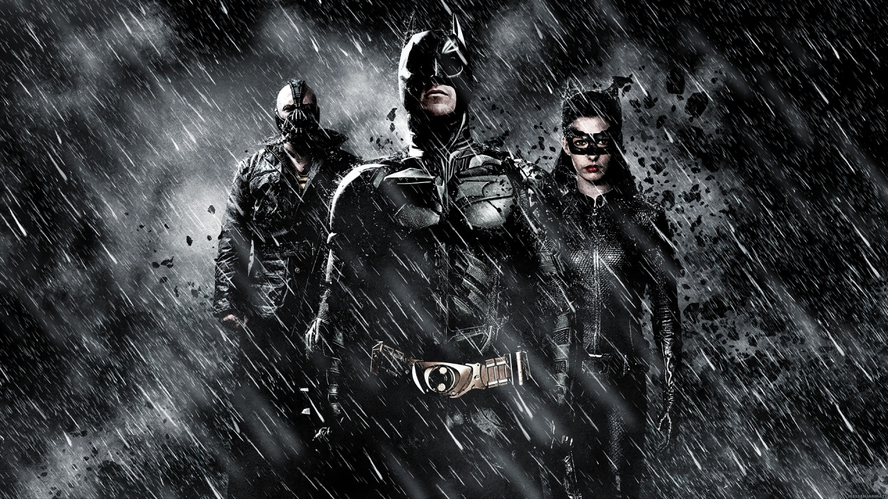 The Dark Knight Rises Movie Wallpapers HD Wallpapers 1280x720