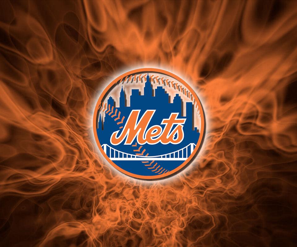 on orange flame background not the ny logo rather the skyline logo 960x800