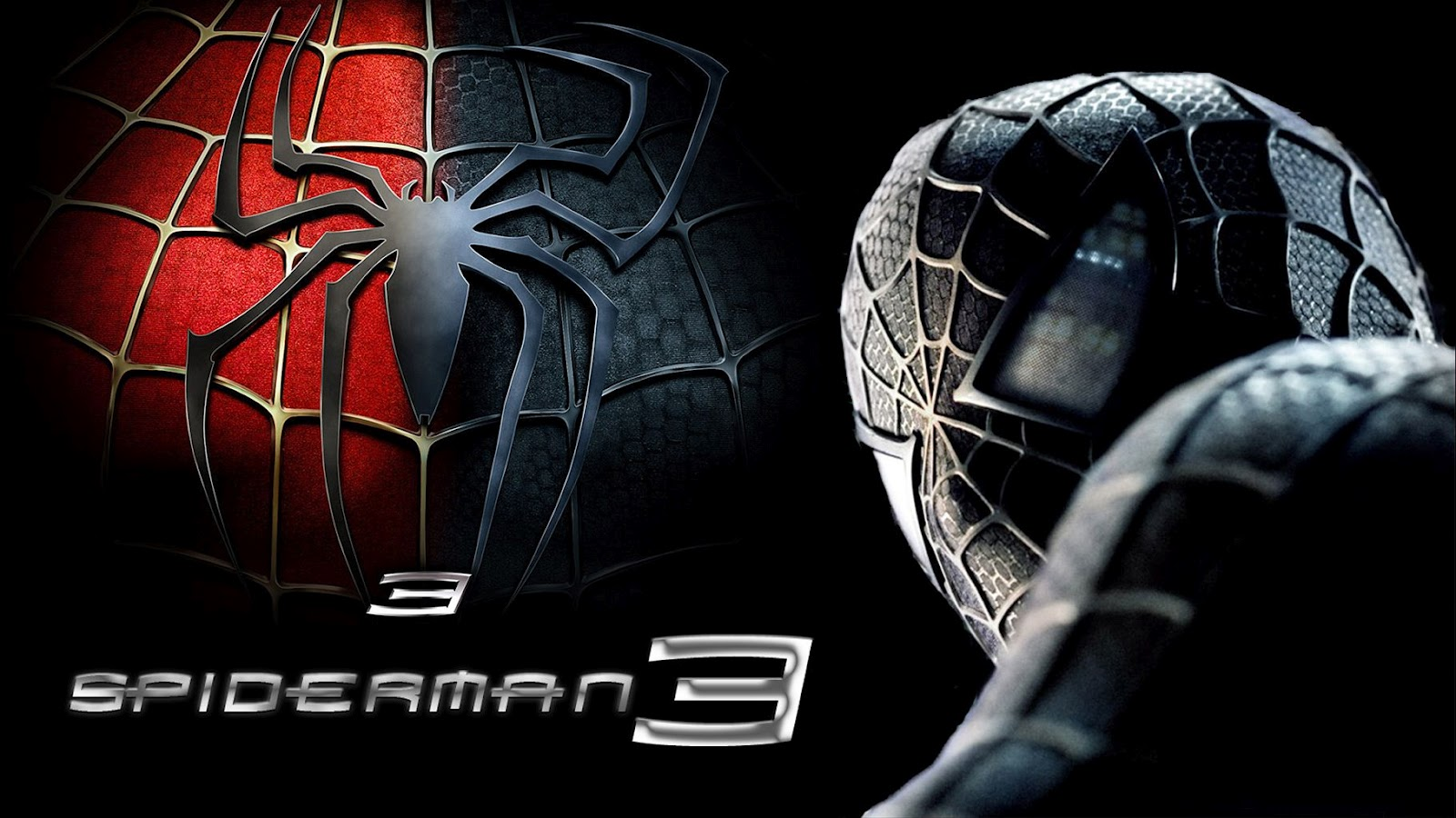 Film Spider Man 3 wallpaper HD Spider Man 3 achtergrond 1600x900
