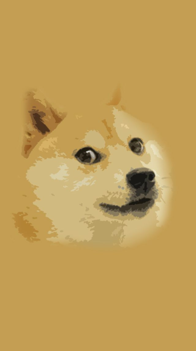 doge phone wallpaper Comics Memes Humour III Pinterest 640x1146