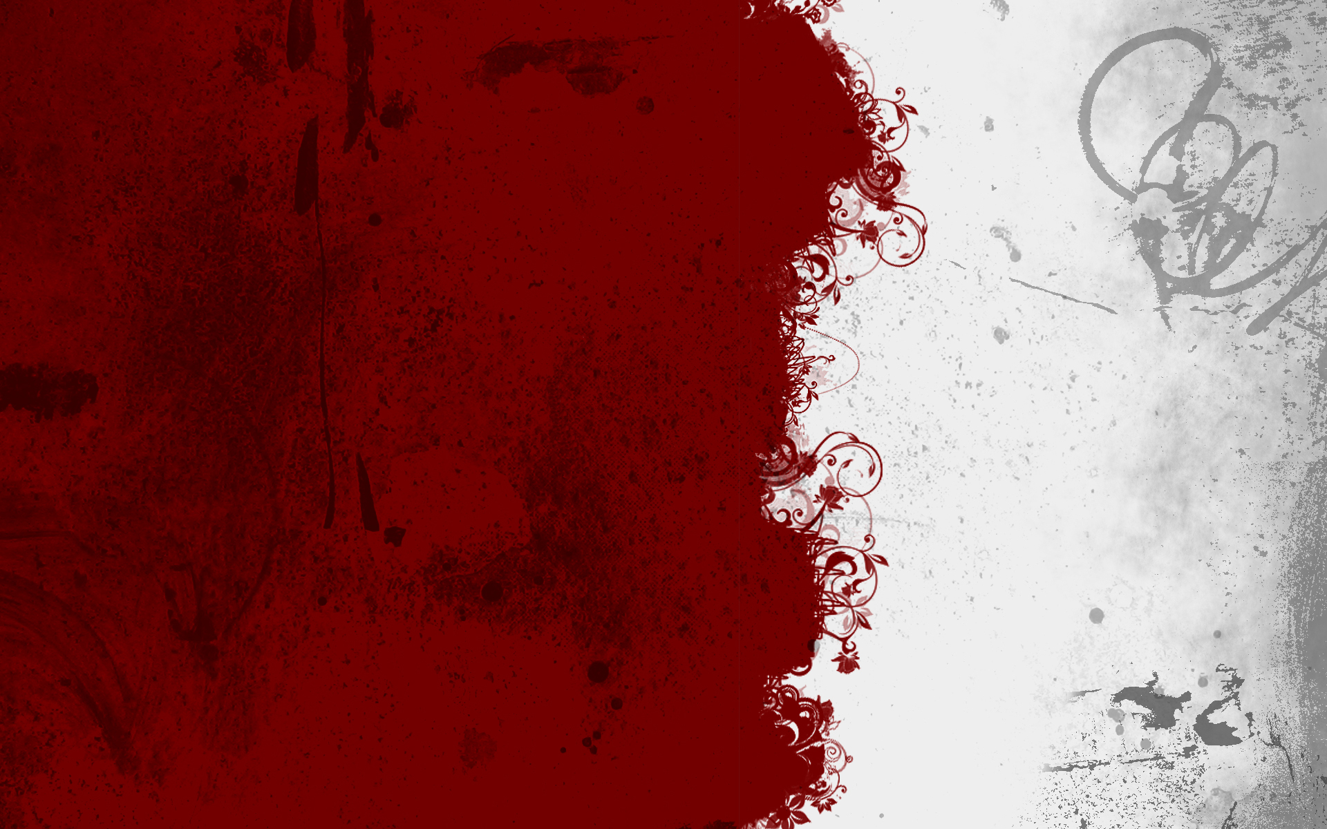 Red White Background   Wallpaper 39332 1920x1200