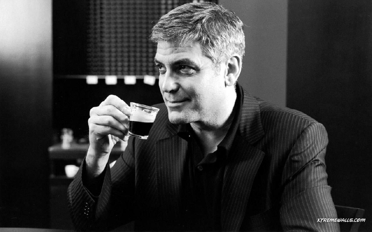 George Clooney Wallpaper Photo Shared By Elaine5 Fans Share Images 1280x800