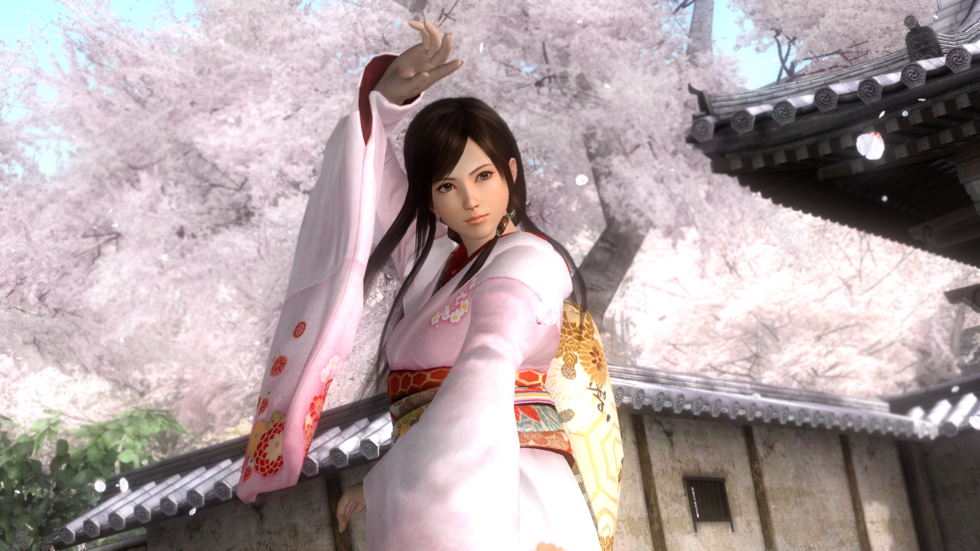 Dead or Alive 5 offers more than just buxom brawlers Giancarlo 1920x1080