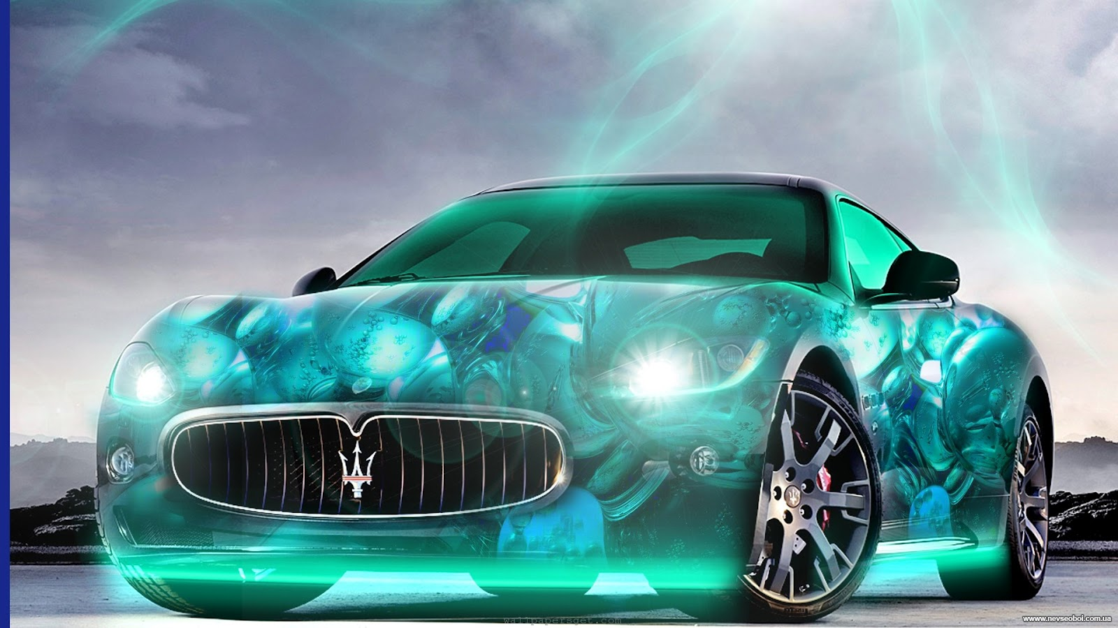 Beautiful Cars Wallpapers 1600x900