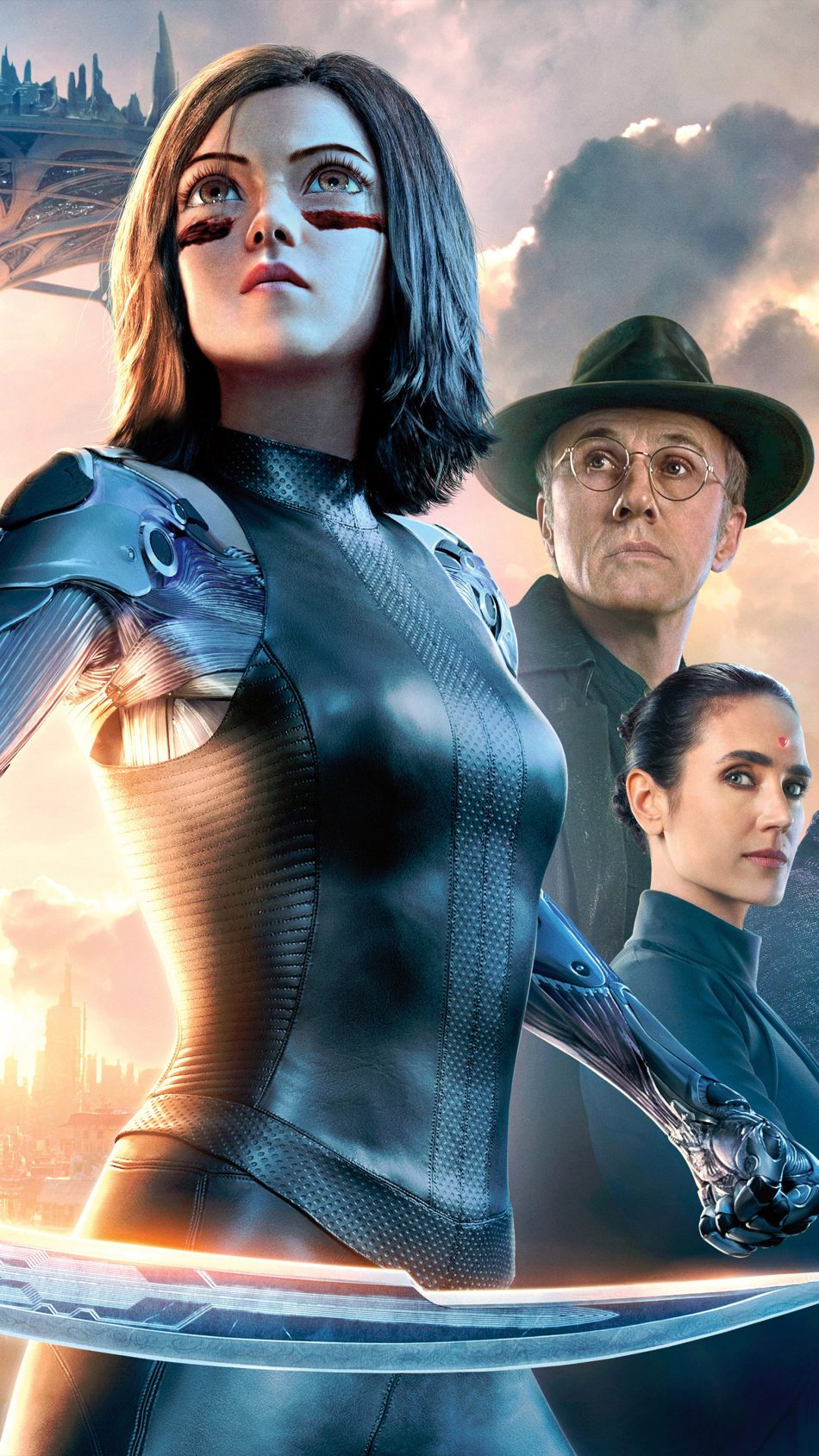 Free Download Download Alita Battle Angel Sci Fi Movie 2019 Pure
