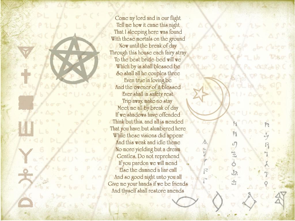 Pagan Wallpaper 1024x768