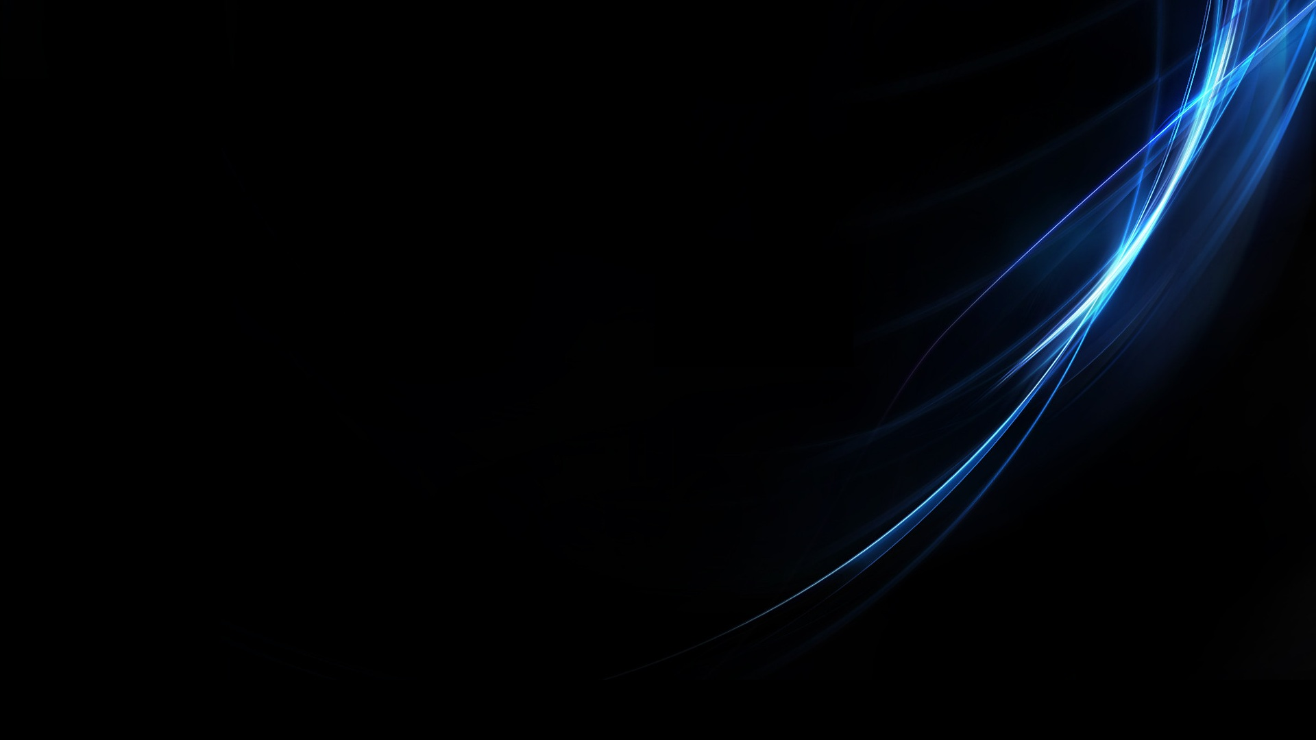 Abstract blue black minimalistic wallpaper 1920x1080 1920x1080