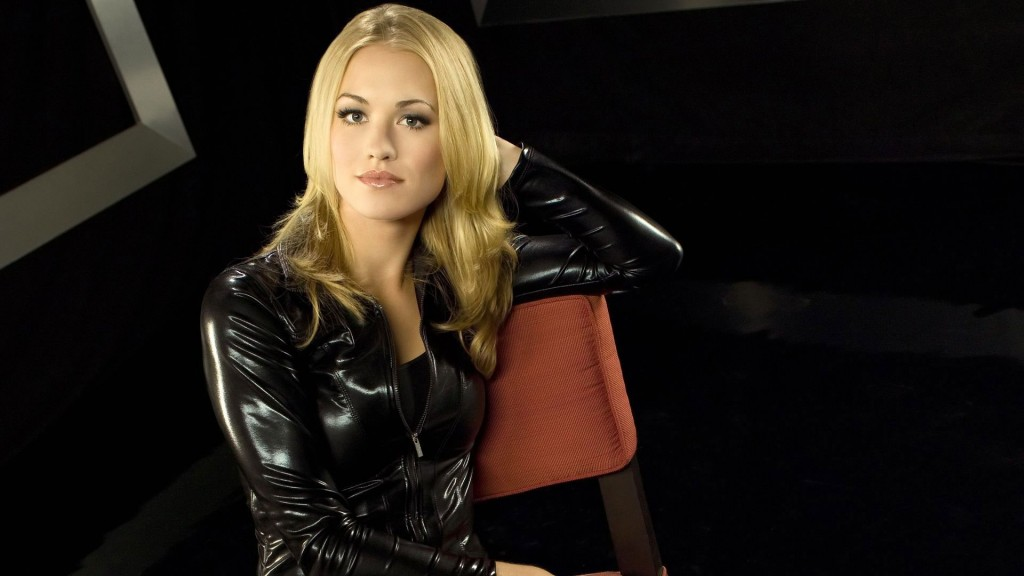 Yvonne Strahovski Wallpaper HD 19201080 1024x576