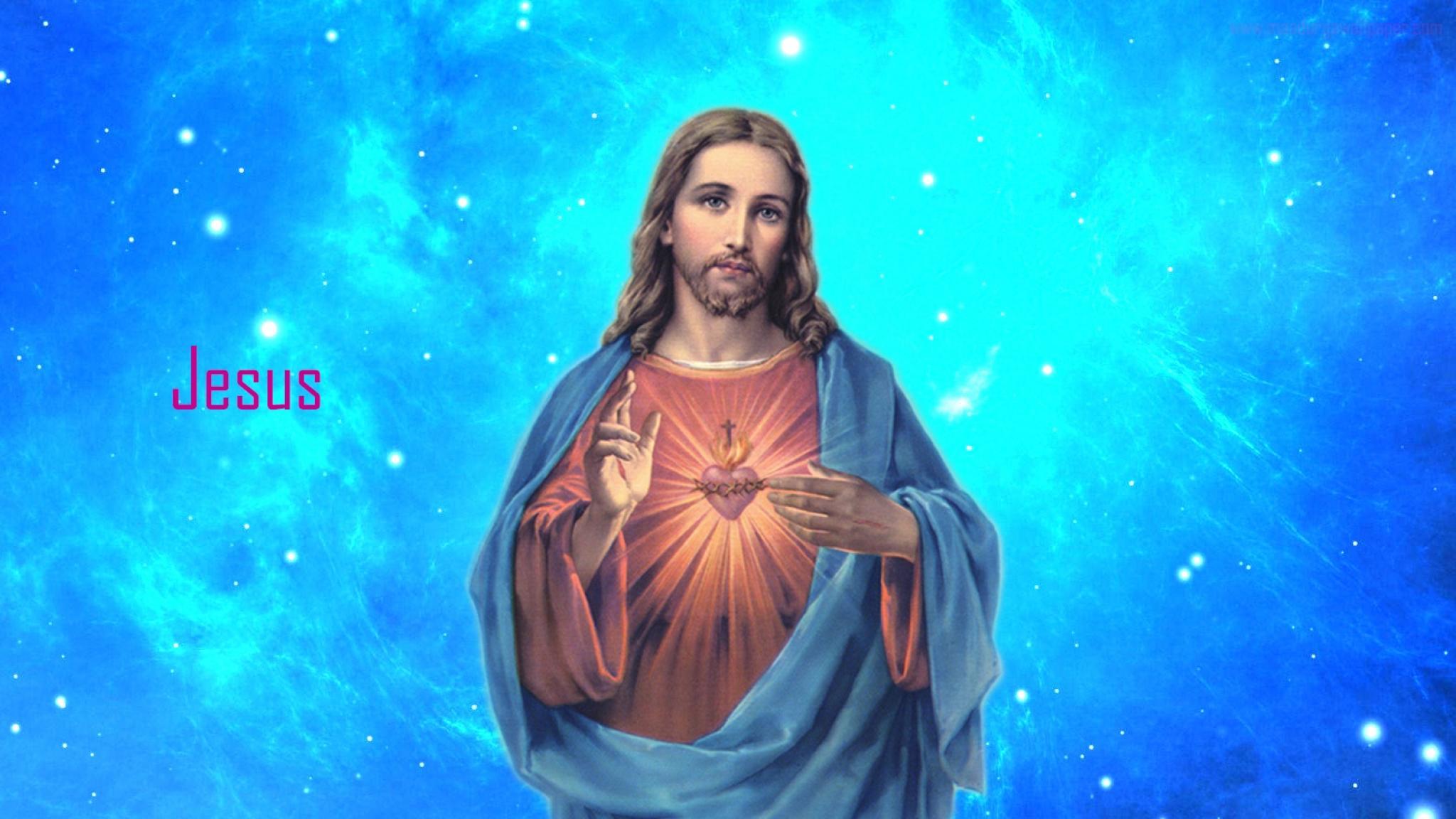 Jesus Wallpapers KT1748H 042 Mb WallpapersExpertcom 2048x1152