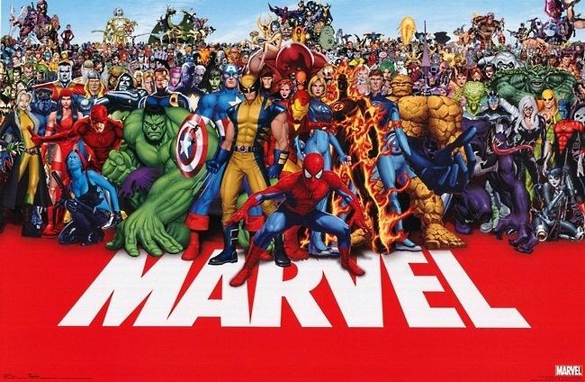 Desktop Fun Heroes of Marvel Comics Wallpaper Collection 650x424