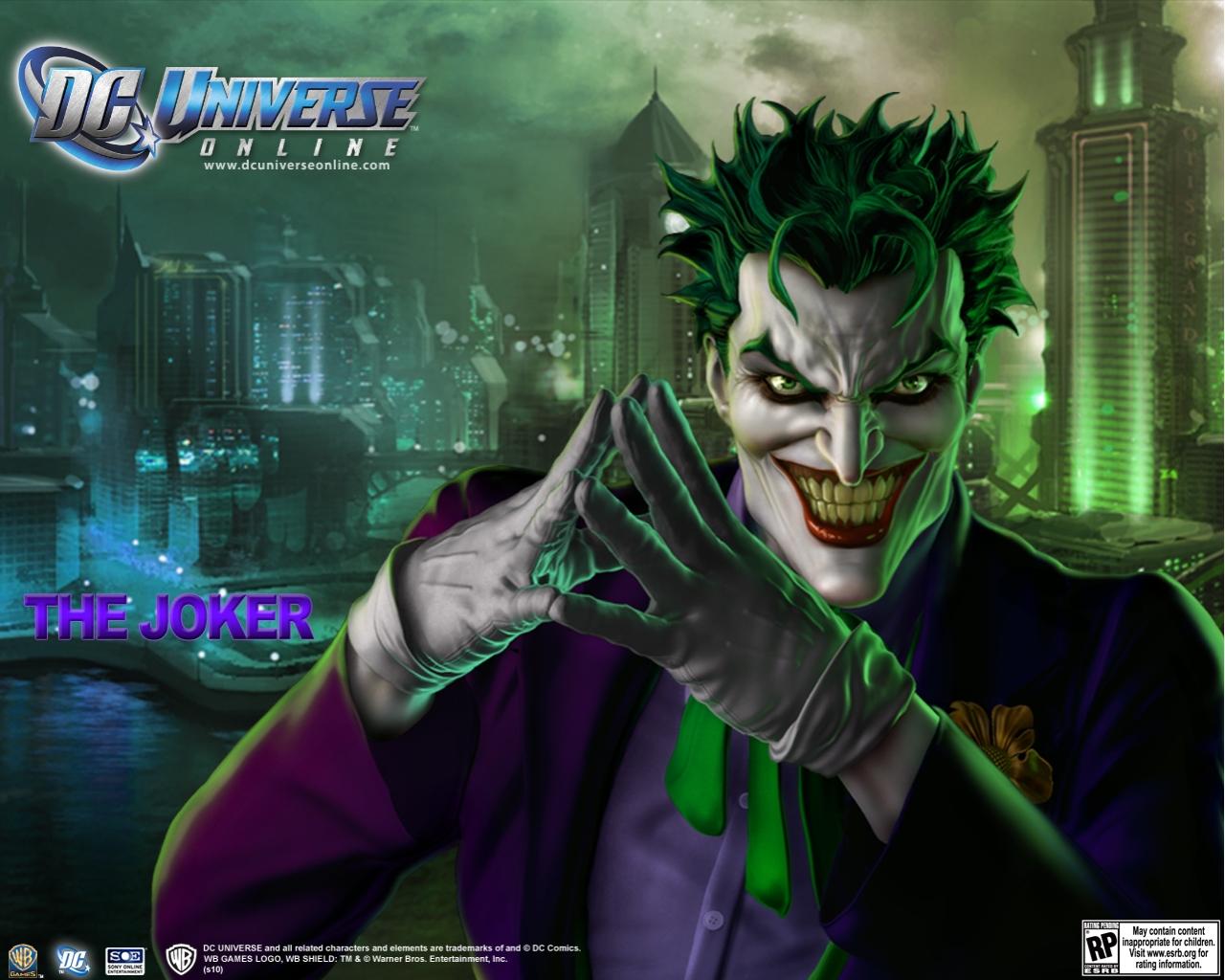 DC Universe online   DC Comics Wallpaper 28060410 1280x1024