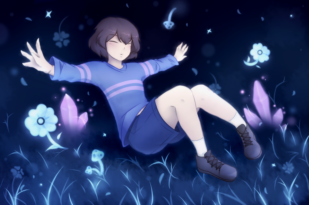 Undertale wallpaper by LENK64 1280x850