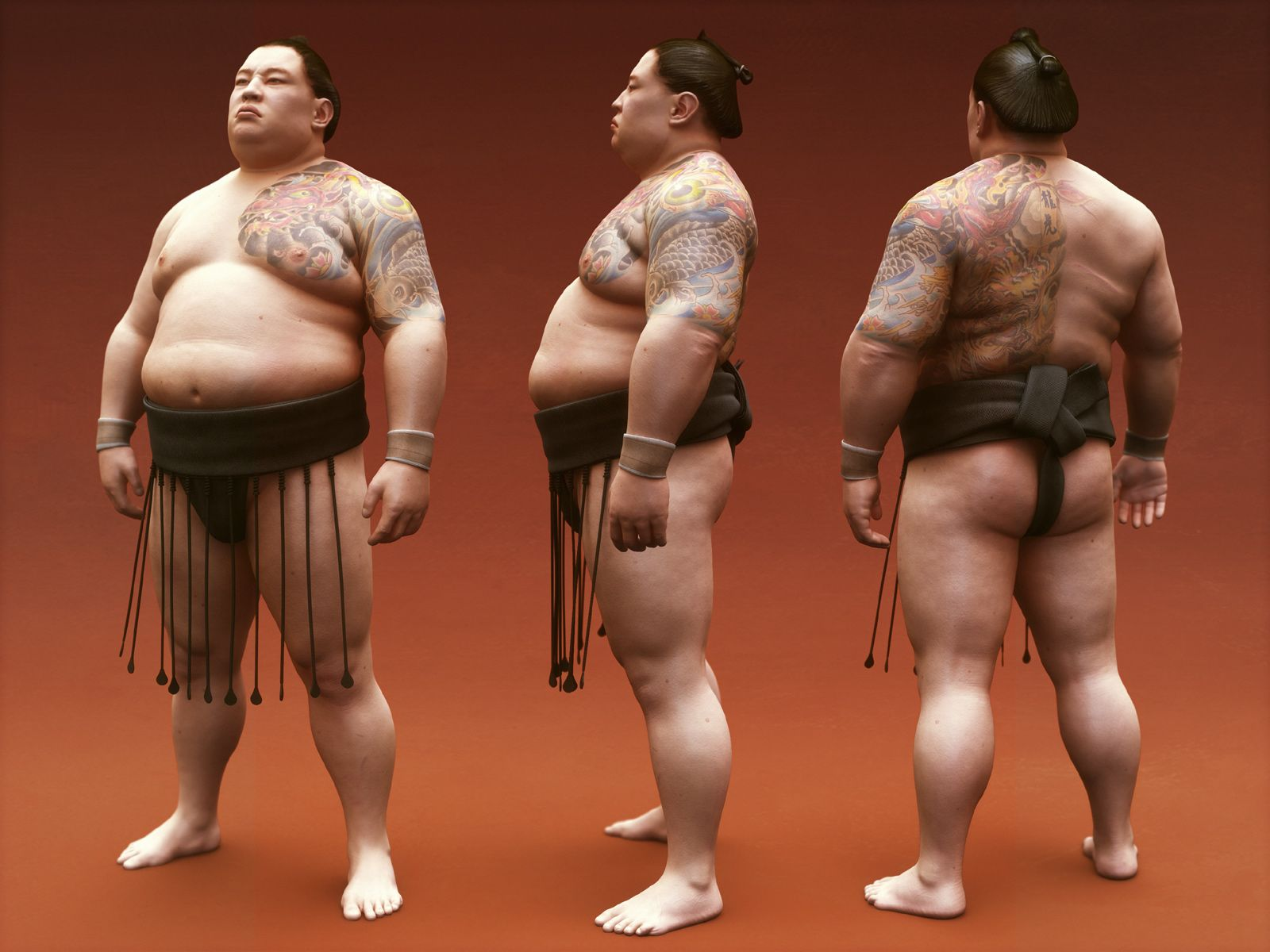 Sumo Wrestler Wallpaper HD Collection Sumo Sumo wrestler 1600x1200