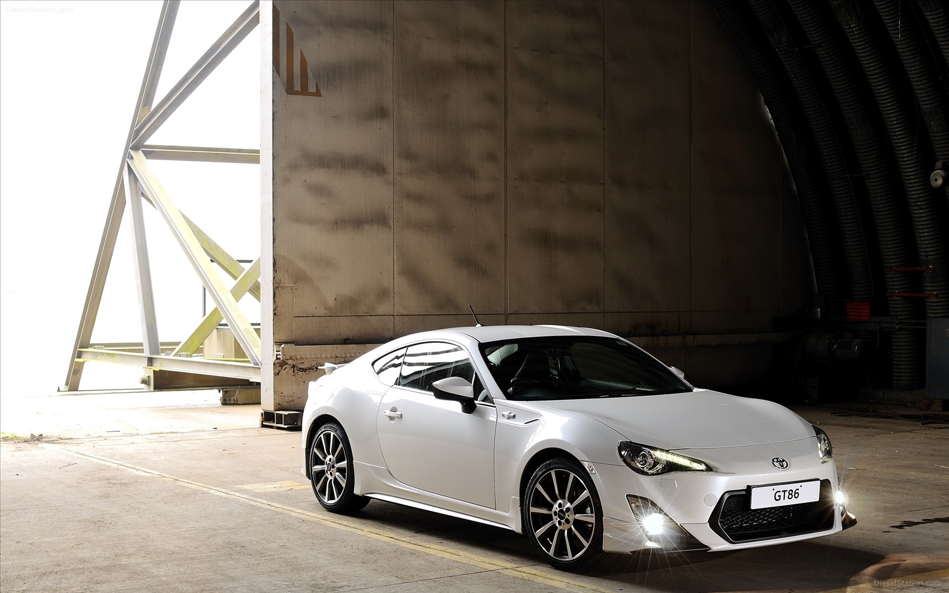 Toyota GT86 TRD 2014 Widescreen Exotic Car Wallpaper 03 1920x1200