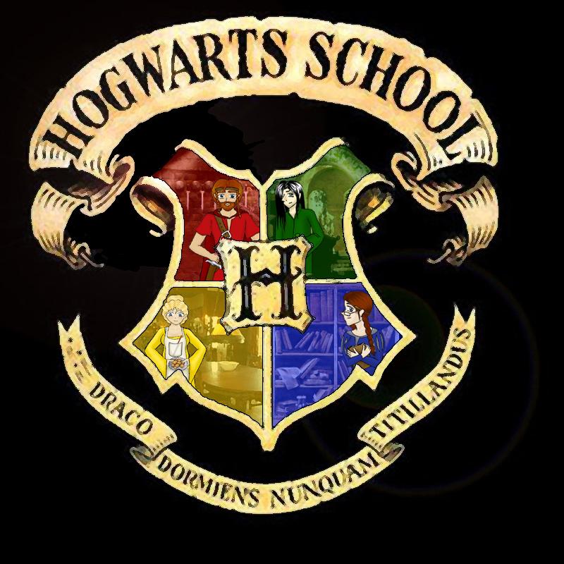 Hogwarts crest wallpaper wallpapersafari for World of war craft com