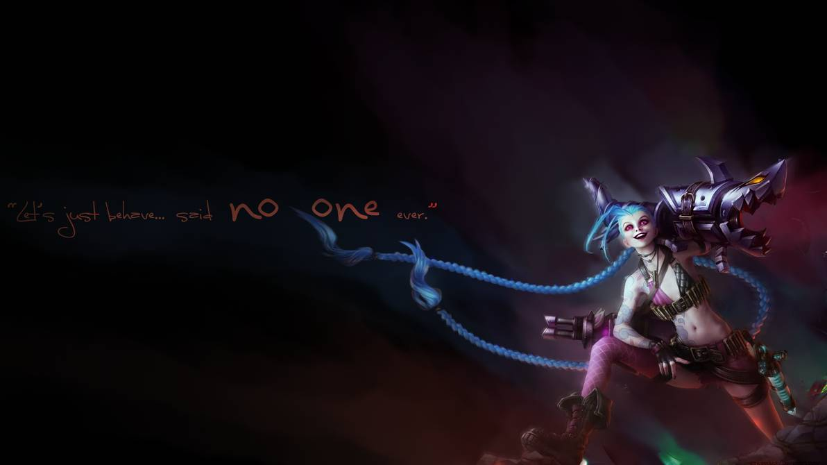 Jinx   the Loose Cannon by emceeducky 1192x670