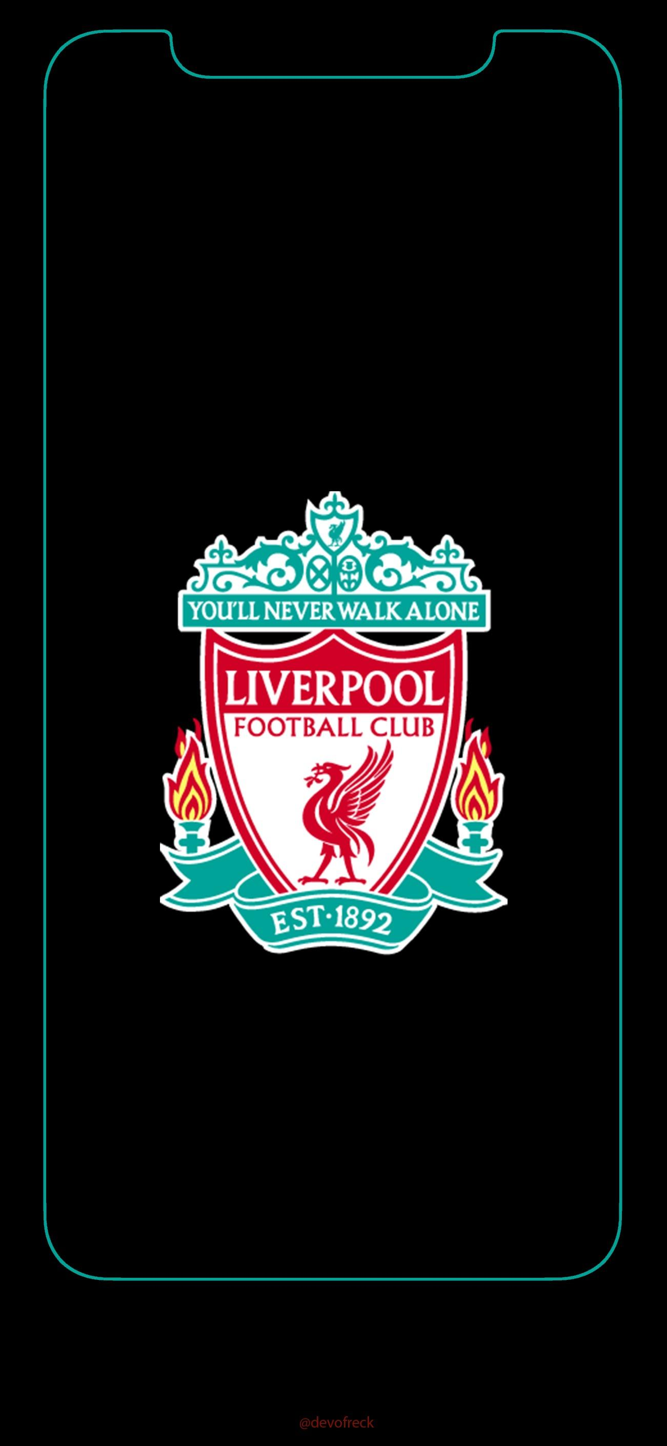 Liverpool Wallpaper I have more if you are interested 1301x2820