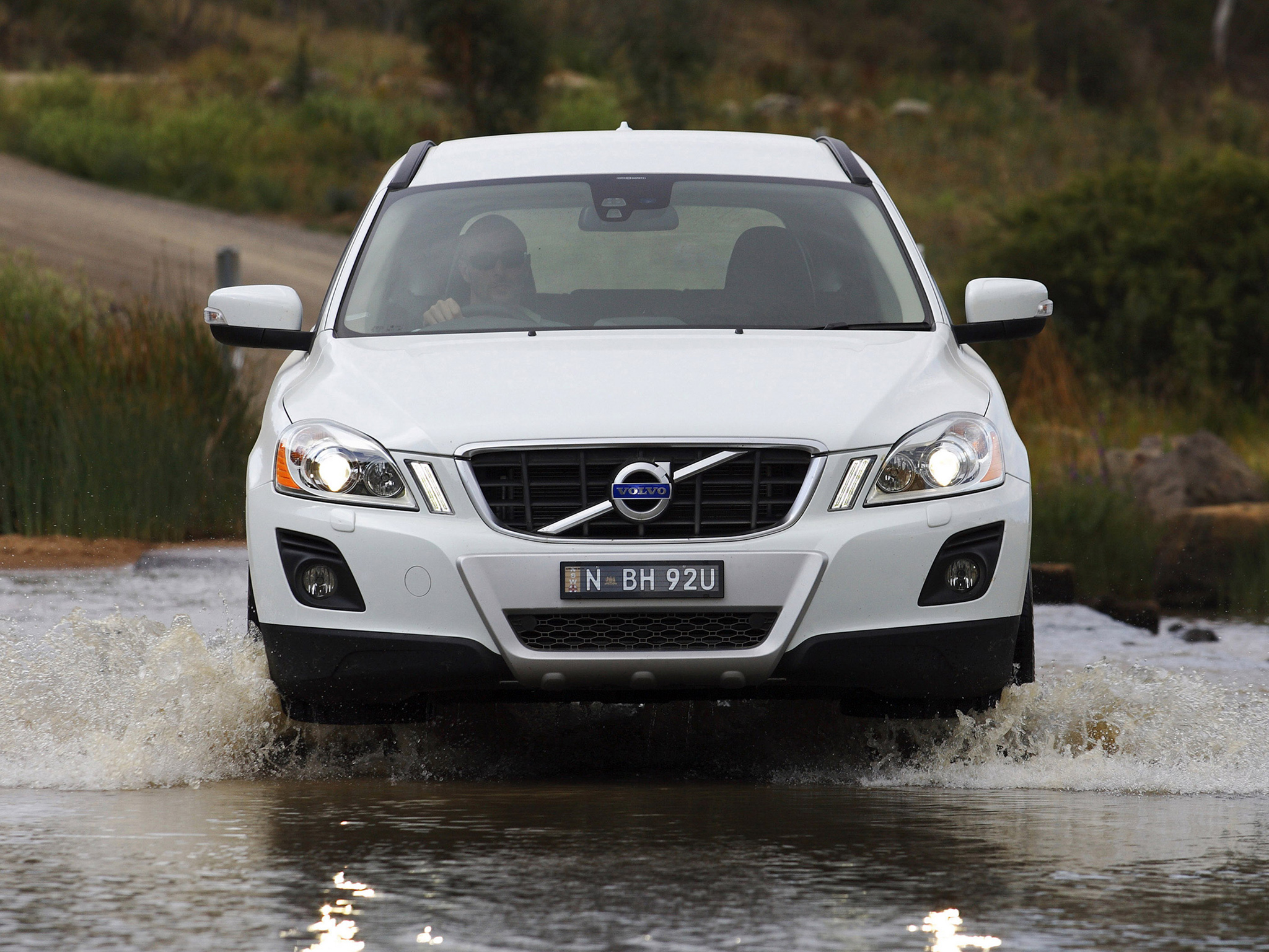 Volvo XC60 Wallpapers Images Crazy Gallery 2048x1536