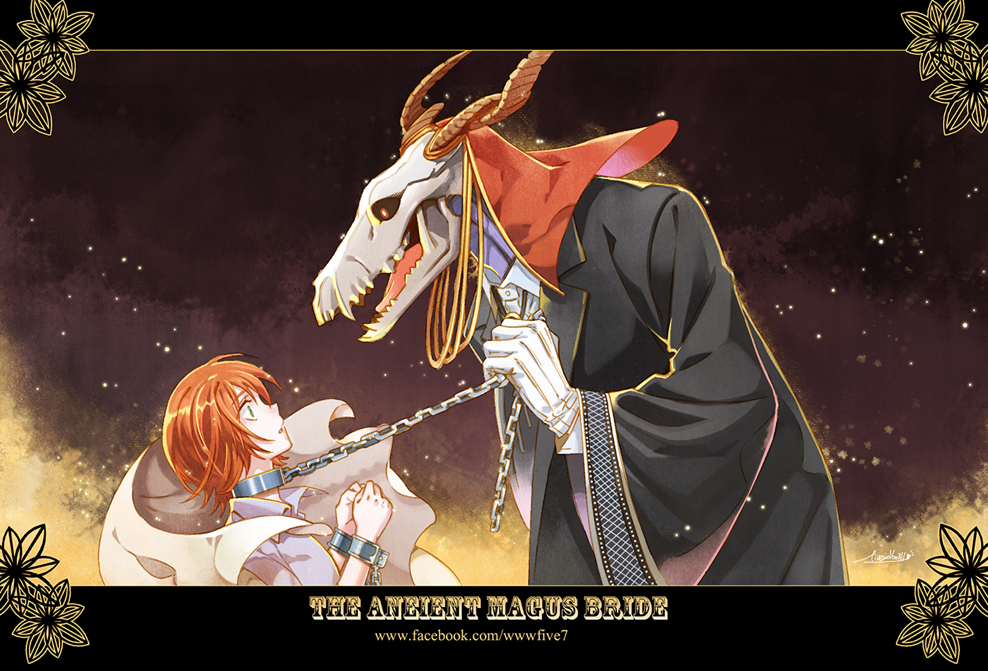 The Ancient Magus Bride Full HD Wallpaper and Background 1920x1304
