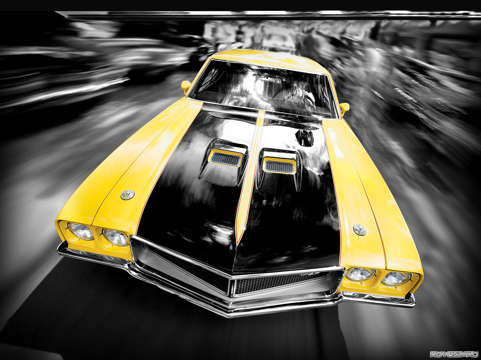 Wallpaper Of Muscle Cars Wallpapersafari