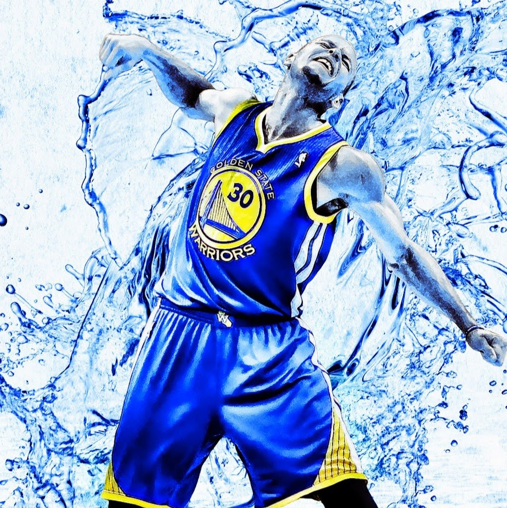 Stephen Curry Splash Wallpaper The Art Mad Wallpapers 1020x1021