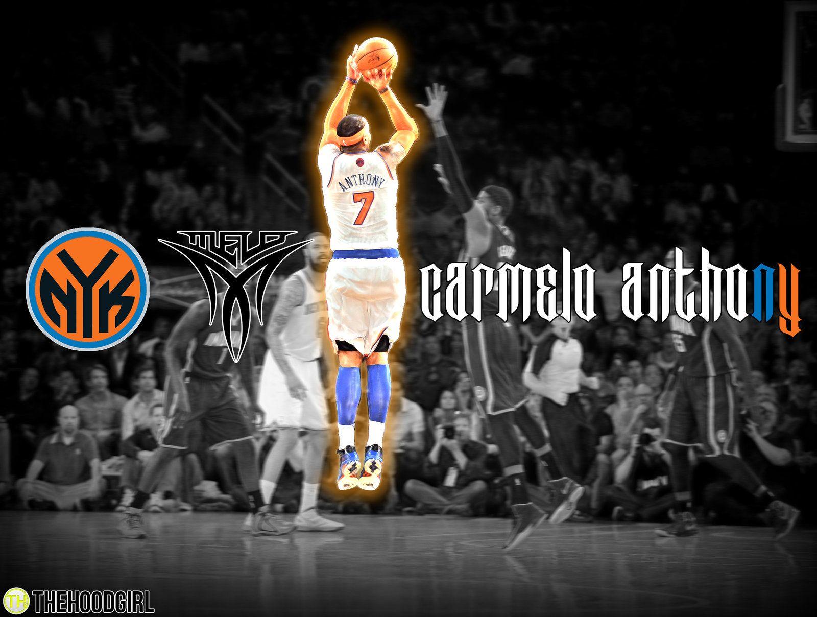 Carmelo Anthony Wallpaper 2015 Hd - WallpaperSafari