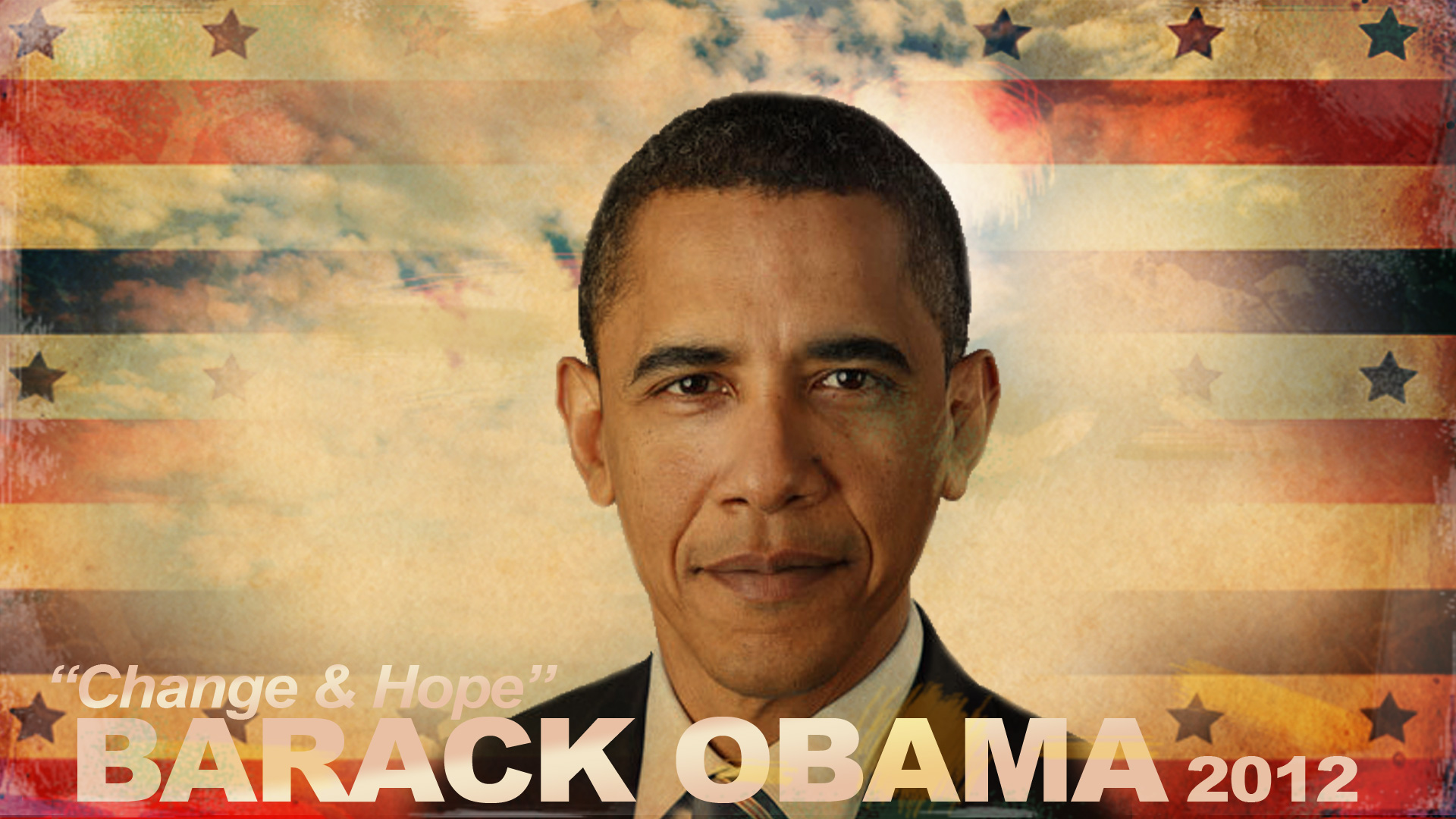 Barrack Obama Wallpapers 1920x1080
