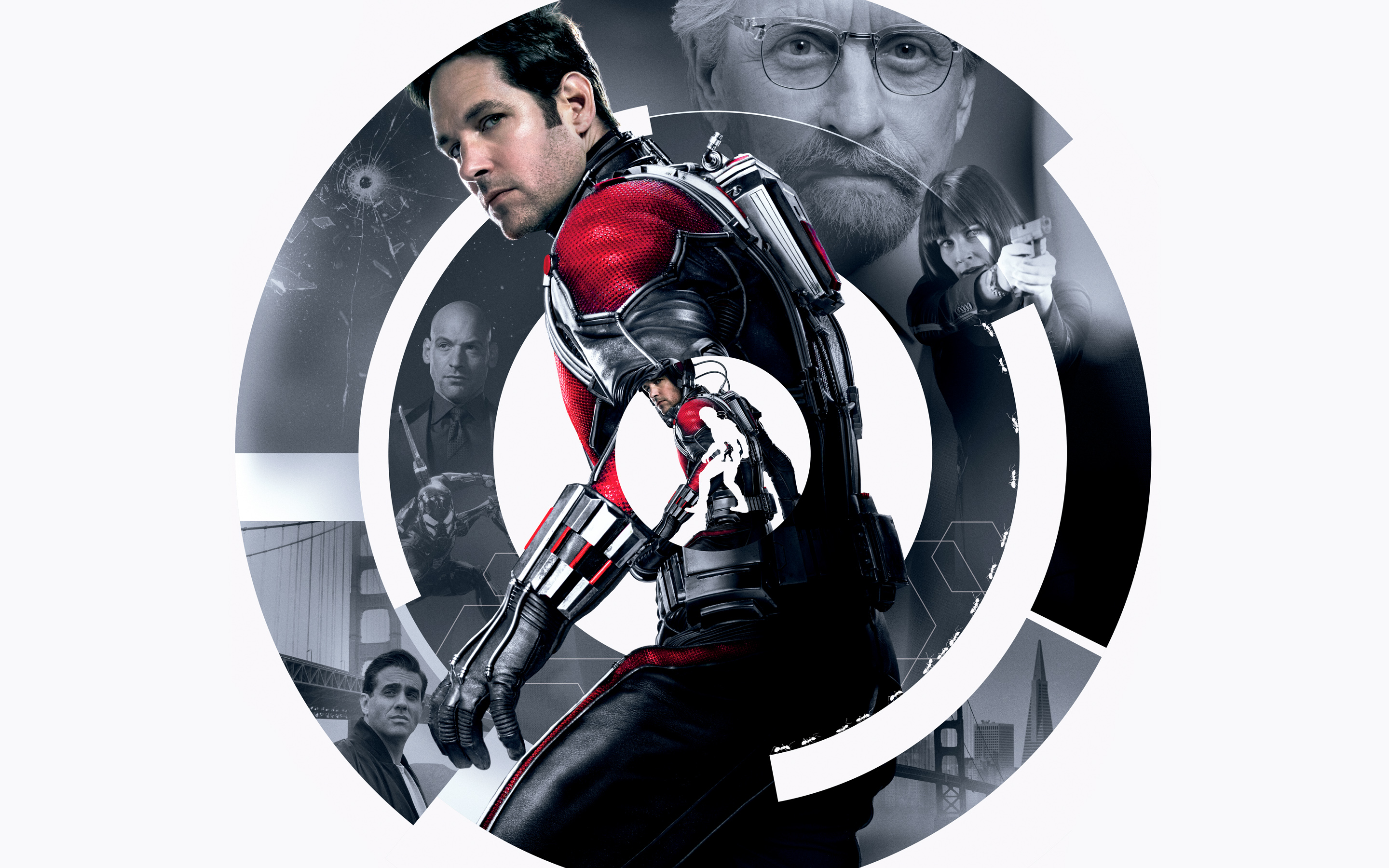 Ant Man Movie Wallpapers HD Wallpapers 2880x1800