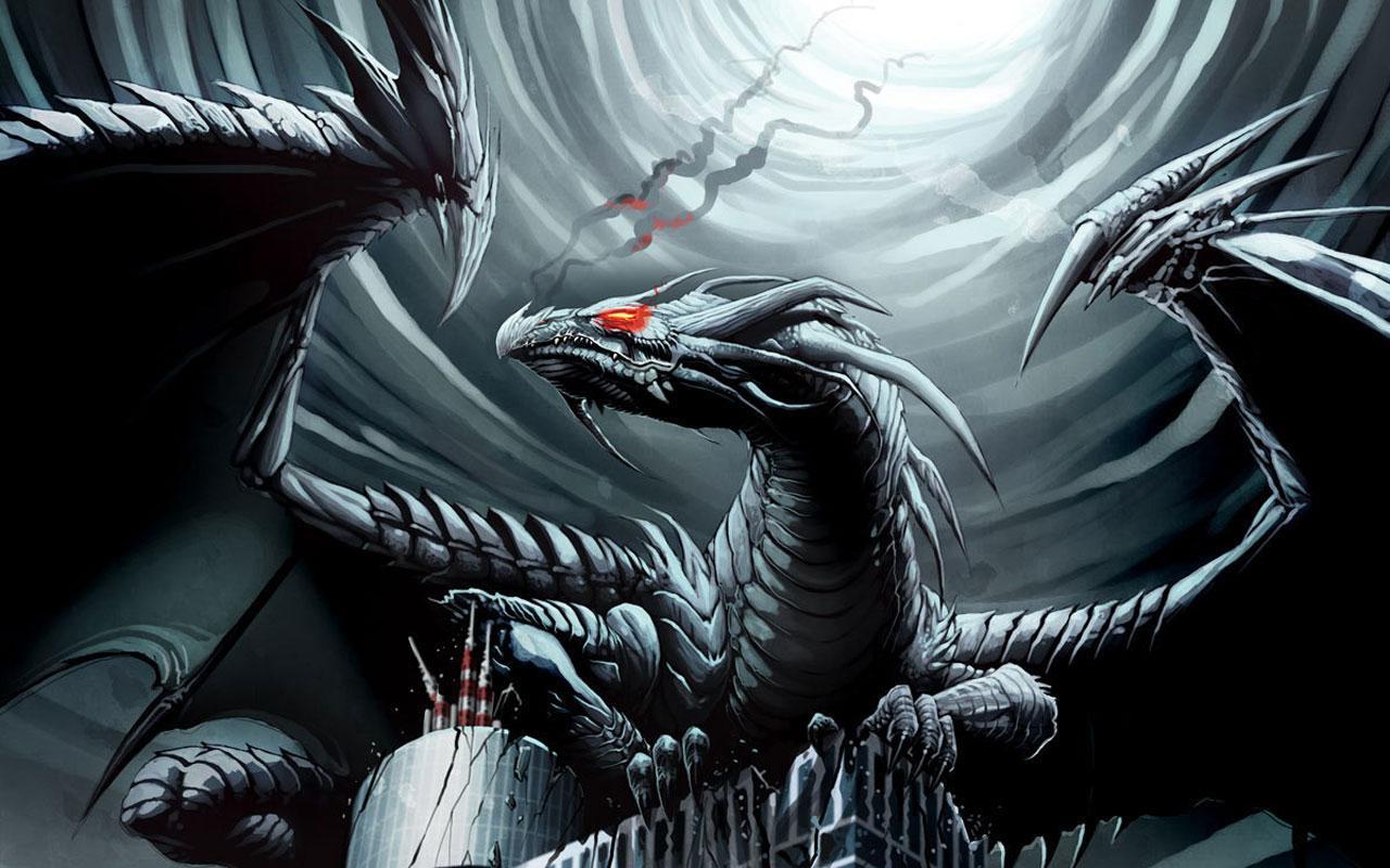 50 Live Wallpaper Dragon On Wallpapersafari