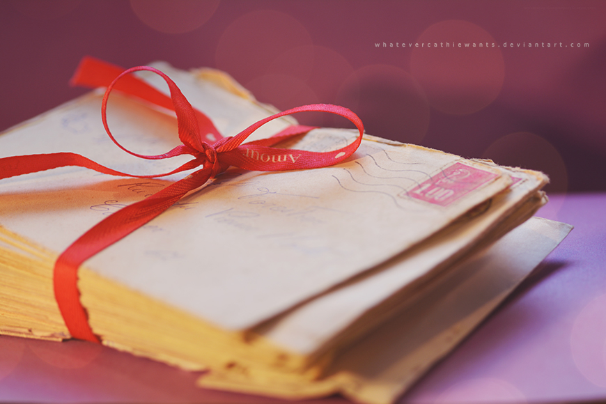 Old Love Letter Wallpaper - Wallpapersafari
