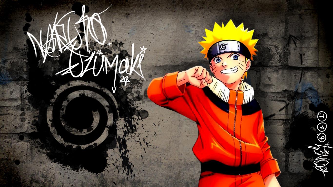 Uzumaki Naruto Widescreen Wallpaper 225 Wallpaper Wallpaper Screen 1366x768