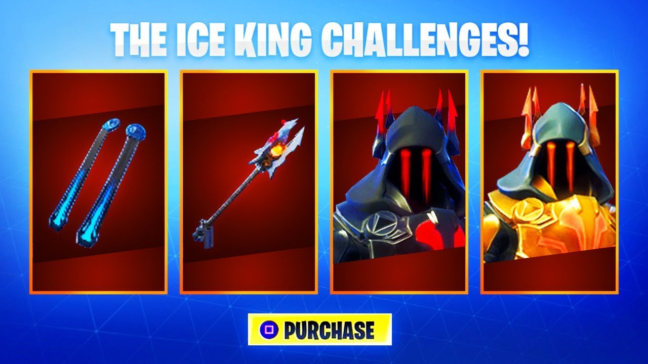 Free Download Max Tier 100 Ice King Skin Upgrades Fortnite Ice King 1280x720 For Your Desktop Mobile Tablet Explore 53 Ice King Fortnite Wallpapers Ice King Fortnite Wallpapers Fortnite