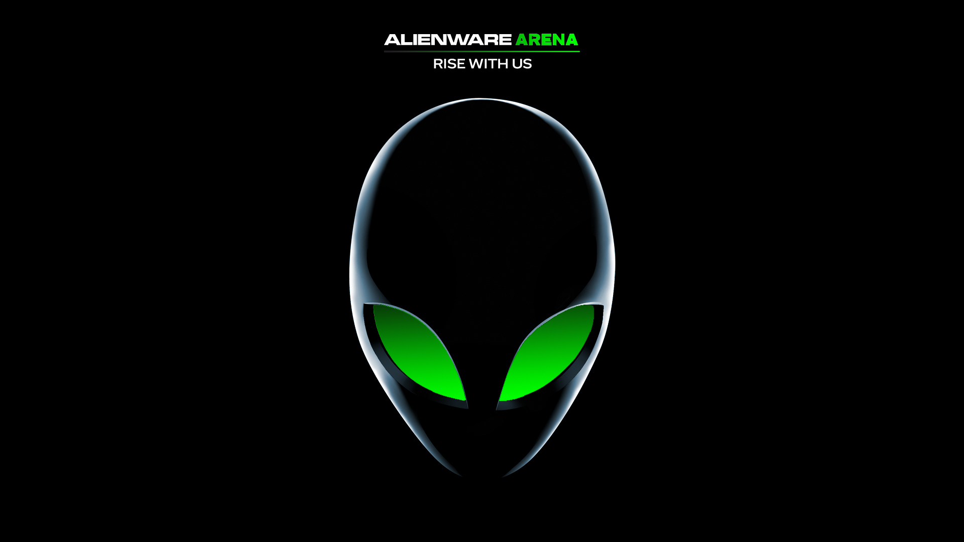 Alienware Green Wallpaper - WallpaperSafari